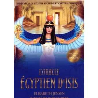 L'Oracle égyptien d'Isis