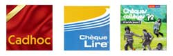 CADHOC - CHEQUE LIRE - CHEQUE COLLEGE